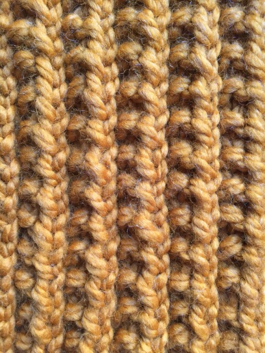 farrow knit stitch